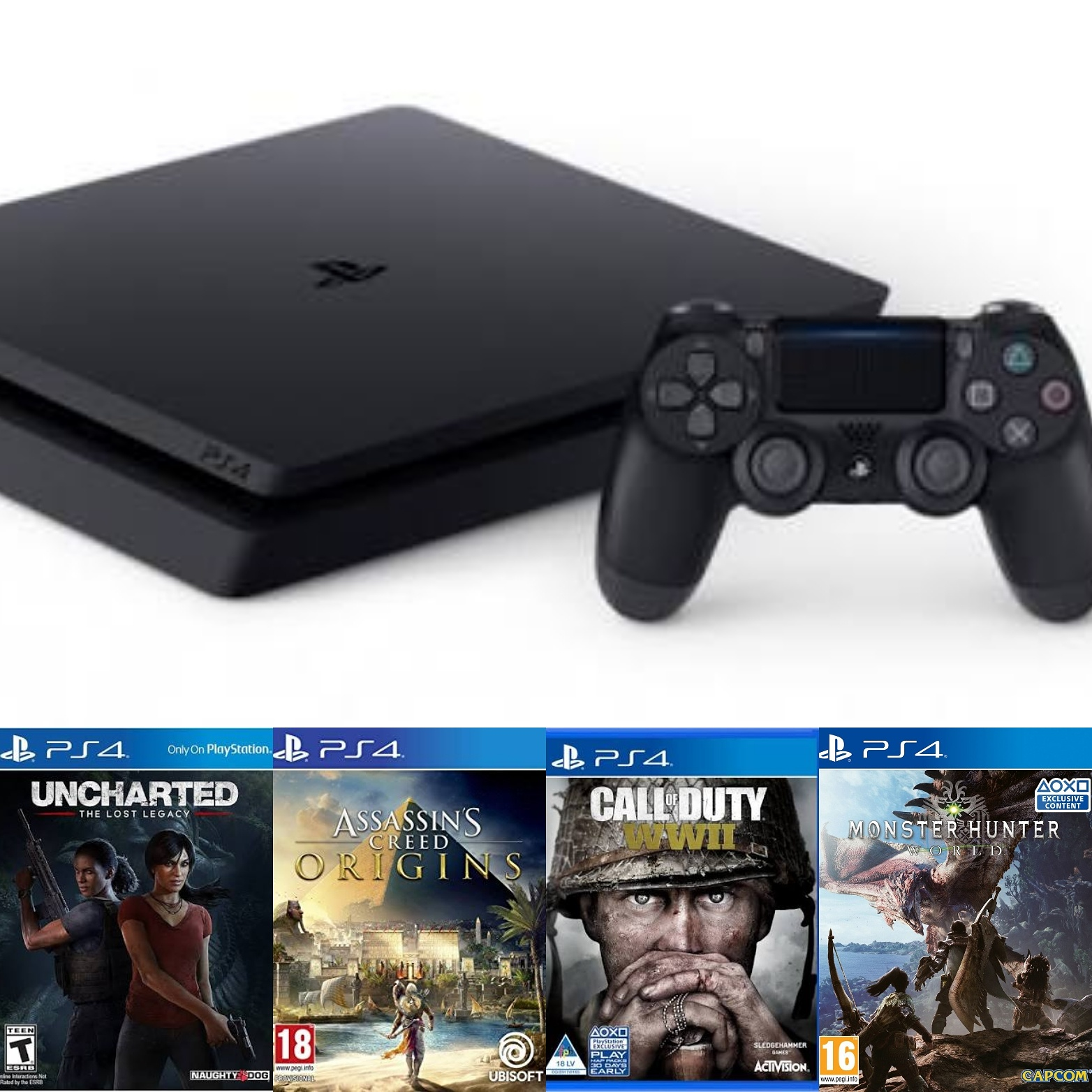 ps4 pro console for rent